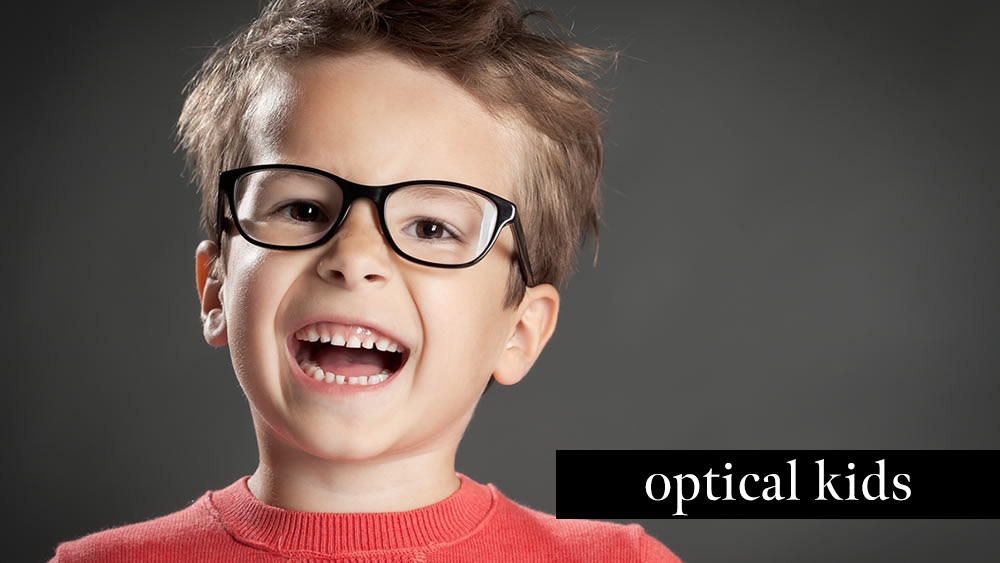 Kids frames at Jonathan Keys Opticians Belfast